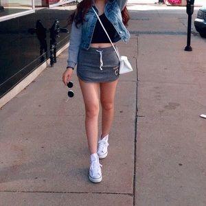 Dresses & Skirts - Gray skorts