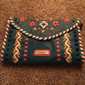 Nicole Lee Handbags - NWOT Nicole Lee Trendy boho chic Handbag