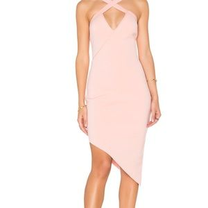 Bec & Bridge Dresses & Skirts - Bec and Bridge asymmetrical body con dress