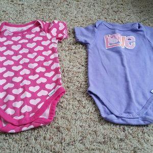 Lamaze Other - 5 listings for $9! Lamaze baby girl bodysuits.