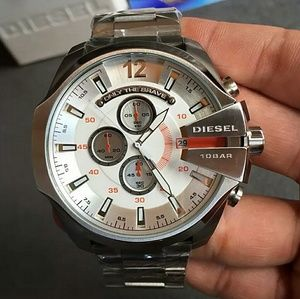 diesel Other - NWT Diesel chronograph stainless watch