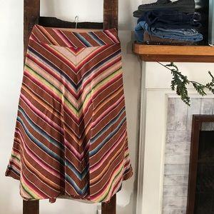 Lauren Ralph Lauren Dresses & Skirts - Ralph Lauren Linen Skirt Boho Vintage Look EUC