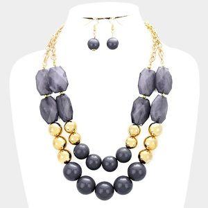Jewelry - Statement Necklace Set