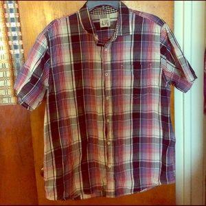 Howe Other - Men's short sleeved button up