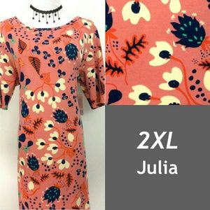 BNWT Lularoe 2xl Julia