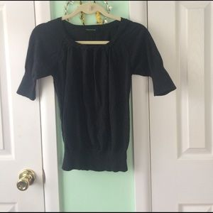 Limited black top xs