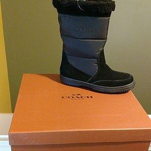 Coach Shoes - COACH BOOTS