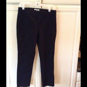 DKNYC Pants - DKNYC Black Stretch Ankle Pants