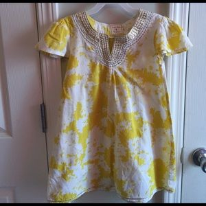 Cupcakes & Pastries Other - Boutique dress or tunic size child 6