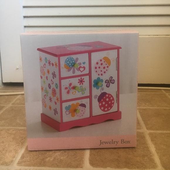 Kohls Jewelry Box Enchanting Kohls Accessories Ladybug Jewelry Box Poshmark