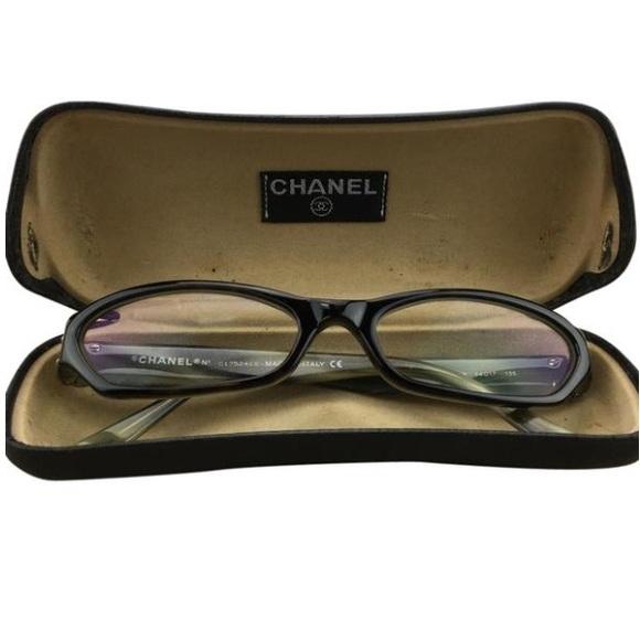 cfad161c79 CHANEL Accessories - Chanel Black Tortoise Shell