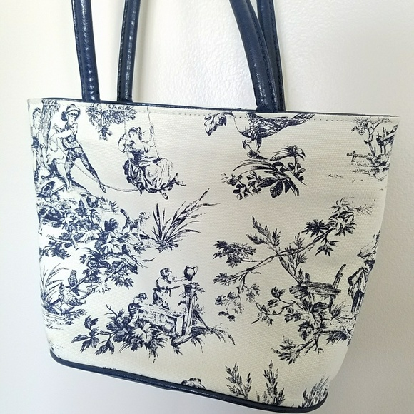 bueno Handbags - BUENO Victorian Print handbag