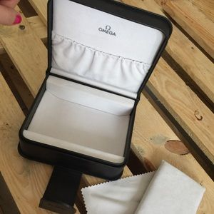Omega Accessories - Authentic Omega Watch box