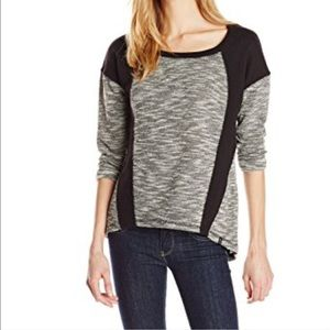 Andrew Marc Tops - Marc New York performance high low pullover