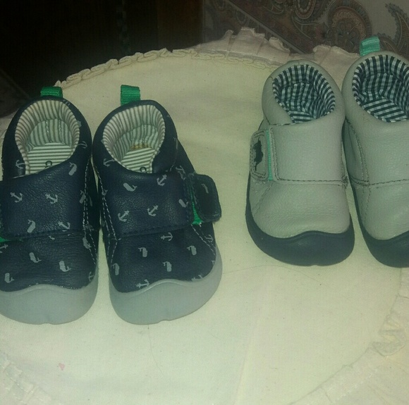 Carters Baby Walking Shoes