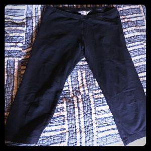 Hard Tail Pants - Hard tail crop leggings