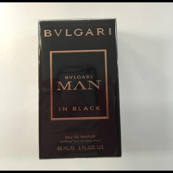 2fb6191804d Bulgari Man in Black Eau De Parfum. New