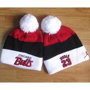 Women s Chicago Bulls Winter Hat on Poshmark 83f6280fce