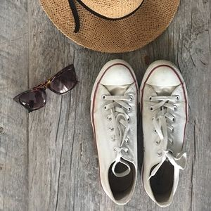 Converse Shoes - White Converse All Star Chuck Taylor Sneakers