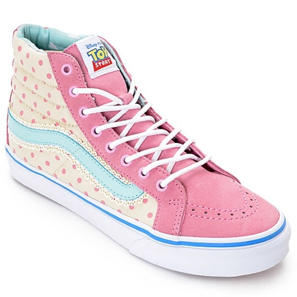 Vans Shoes | Adorable Toy Story Bo Peep