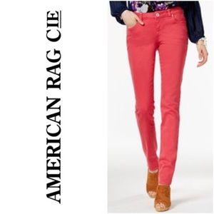 American Rag Pants - • { American Rag CIE  } • coral capri. Size: 7.