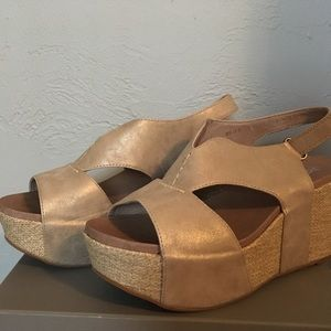 Shoes - Antelope Wedge