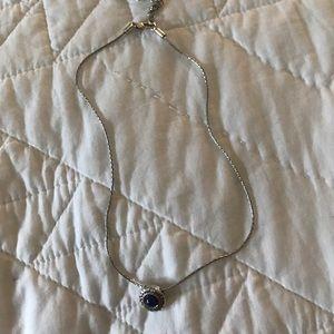Brighton Jewelry - Brighton sterling silver pendant necklace