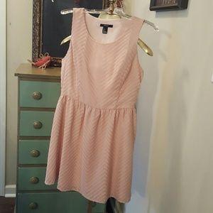 Forever 21 Dresses & Skirts - Blush party dress
