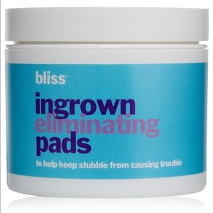 Bliss Other - 🎈Brand New Bliss ingrown eliminating pads (50)🎈