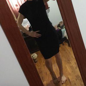 stella luce Dresses & Skirts - Black body con stretch dress. Stella Luce