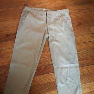 Hollister Pants - Hollister khakis