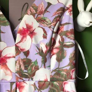 Ina Dresses - Floral Skater Dress