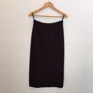 Eileen fisher wool skirt