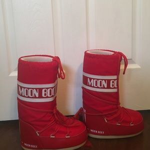 Tecnica Shoes - Red Moon Boots