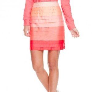 J. McLaughlin Dresses & Skirts - J. McLaughlin Sadie Ribbon Skirt