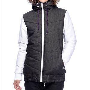 Aperture Jackets & Blazers - Zumiez Aperture Snowboard Jacket - Size Small