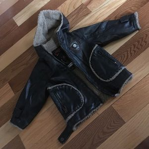 Hawke & Co Other - Toddler bomber Jacket Sz 24 mos