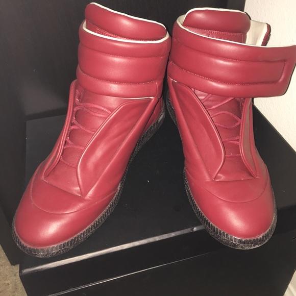 Maison Martin Margiela Shoes   Red