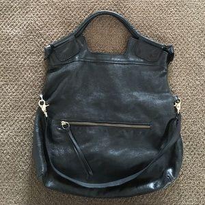 Foley + Corinna Handbags - 🆕Foley & Corinna Black Fold Over Bag