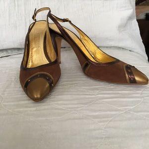 Loewe Shoes - Loewe Slingback Heels
