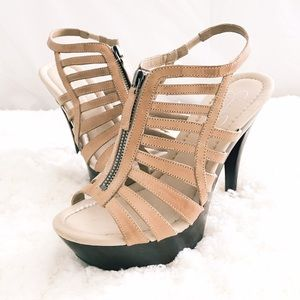 Jessica Simpson Sandal Heels