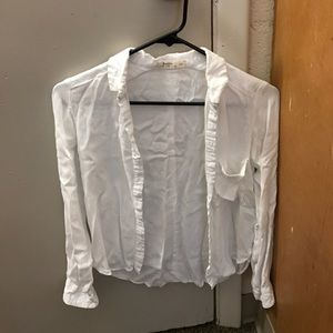 Bershka Tops - Button Down Shirt