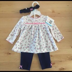 Little Me Other - NWT Three-piece baby outfit!