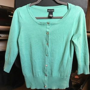 Wet Seal Sweaters - WET SEAL cardigan