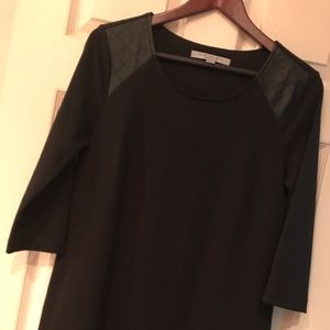 Black Shift Dress Marc New York by Andrew Marc