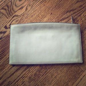 Reed Krakoff Handbags - Gray leather clutch