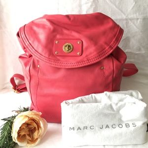 Marc by Marc Jacobs Handbags - Like new MJ leather backpack / crossbody bag
