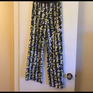 Peter Pilotto for Target Pants - High waisted palazzo pants