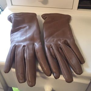 Lab Gloves Naples- Leather Gloves size 6.5