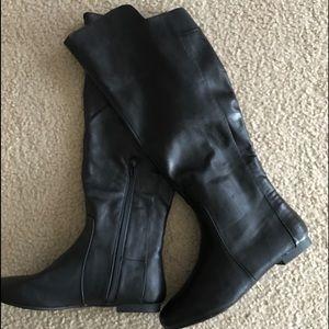 'Fergalicious by Fergi' tall boots. Size 9M. NWOT